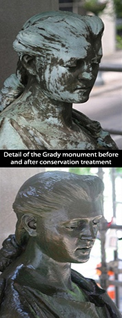 Bronze Statue Cleaning and Restoration